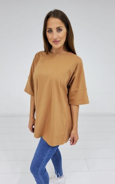 Damen Baggy Oversize T-Shirt