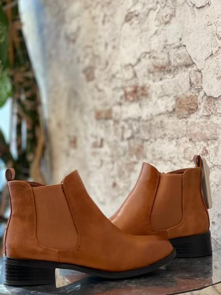 Damen schlichte Chelsea Boots