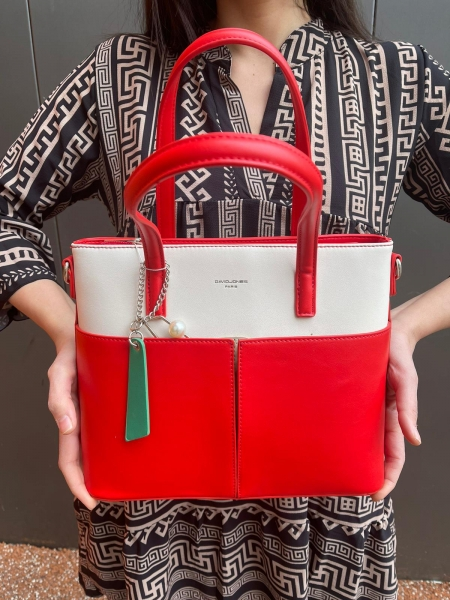 Damen mittelgroße Handtasche