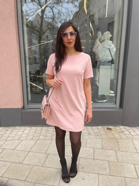 Damen T-Shirt Kleid