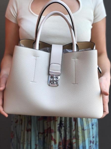 Damen schlichte Handtasche