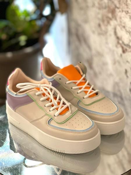 Danity Damen Colorblock Sneaker